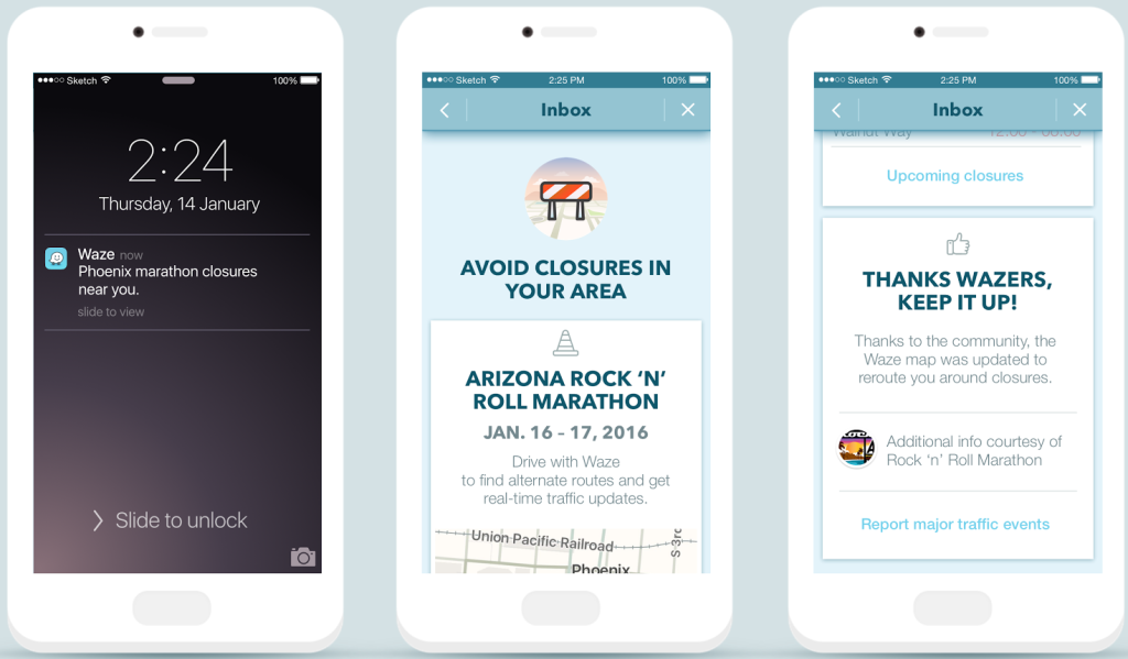 How Waze is using data pacts, beacons, and carpools to win over
