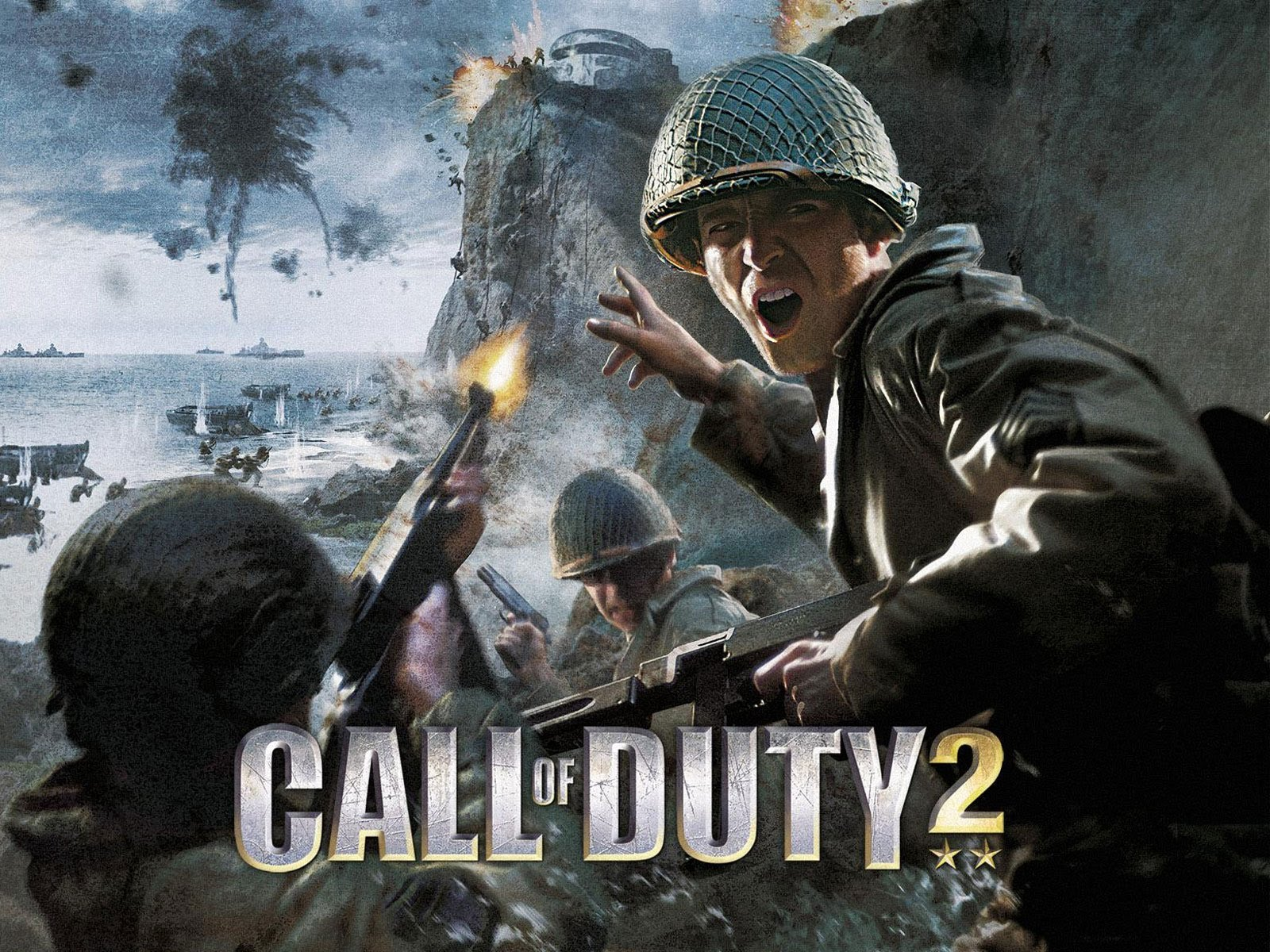 Call of Duty 2 gets backward compatibility support for Xbox One |  VentureBeat