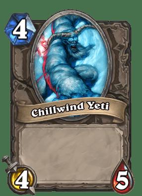 Chillwind Yeti.