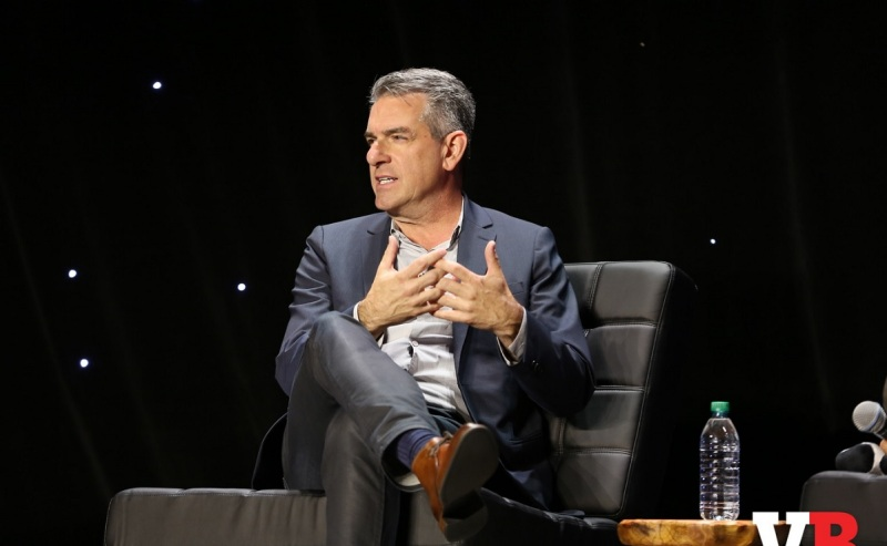 David Haddad runs Warner Bros. billion-dollar-a-year game business.