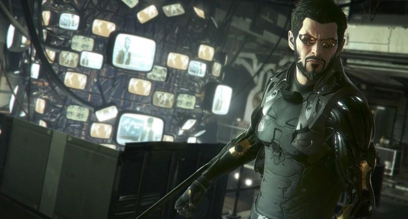 Adam Jensen is the hero of Deus EX: Mankind Divided.