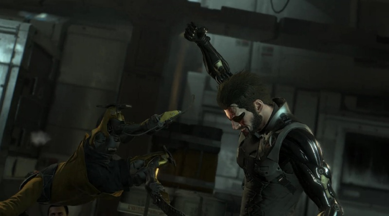 Melee is very cinematic and easy to execute in Deus Ex: Mankind Divided. But you can't do it every time.