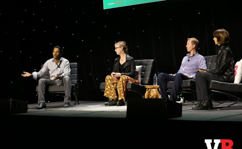 Creativity and diversity panel at GamesBeat 2016.