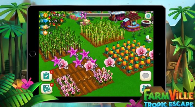 Zynga Takes Virtual Farmers Into New Territory With