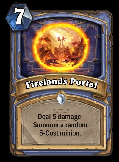 Firelands Portal.