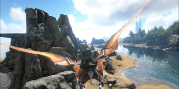 Ark: Survival Evolved's new update adds randomaly generated maps