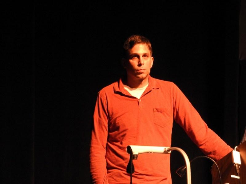 Daniel Rosenband, hardware engineer at Google.