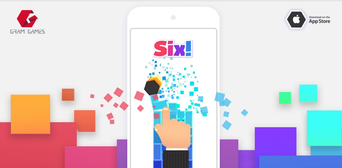 Six! puzzle game generates 2 million downloads in a week