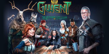 Card game Gwent enters open beta phase — it's essentially launching