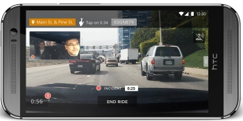 Nexar's smart dashcam recording app arrives on Android to help make roads safer