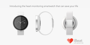 iBeat raises $1.5 million for 'life-saving' heart-monitoring watch