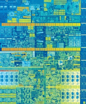 Intel's 7th Gen Core chips have billions of transistors.
