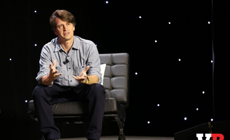 John Hanke, CEO of Niantic Labs, got us all off the couch with Pokémon Go.