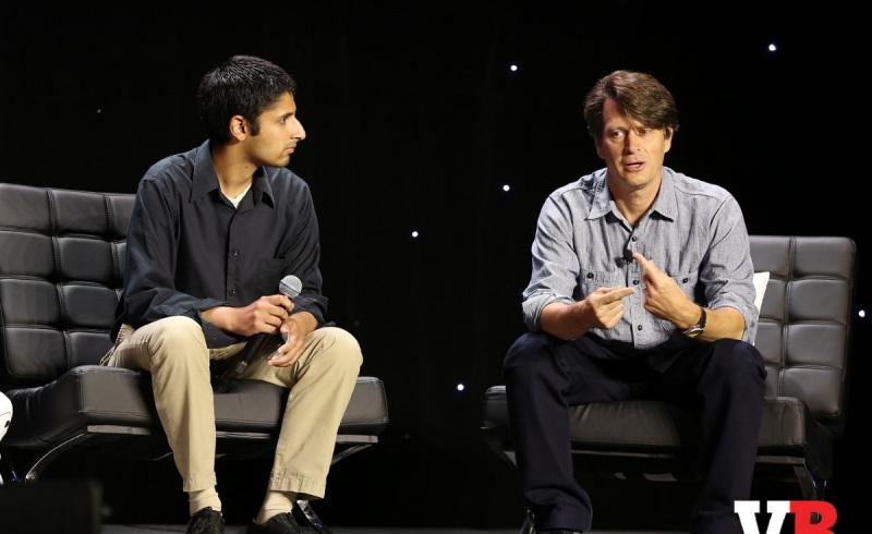 John Hanke believes AR technology is going to enable huge advances for games like Pokémon G.