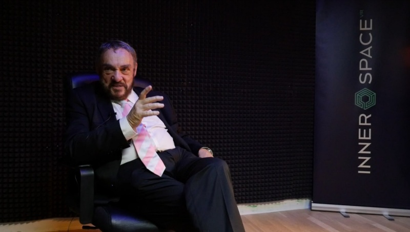 John Rhys-Davies is narrator of Firebird: La Peri.