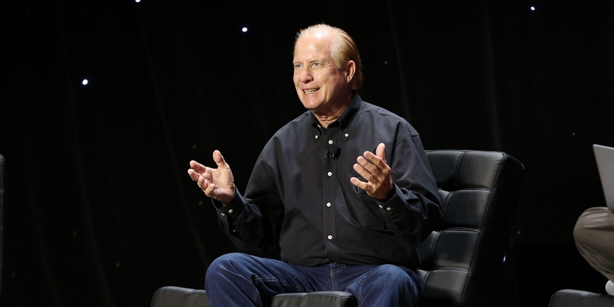 Tom Kalinske, former head of Sega of America.