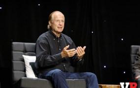 "Tom Kalinske, the hero of ""Console Wars,"" at the GamesBeat Summit."