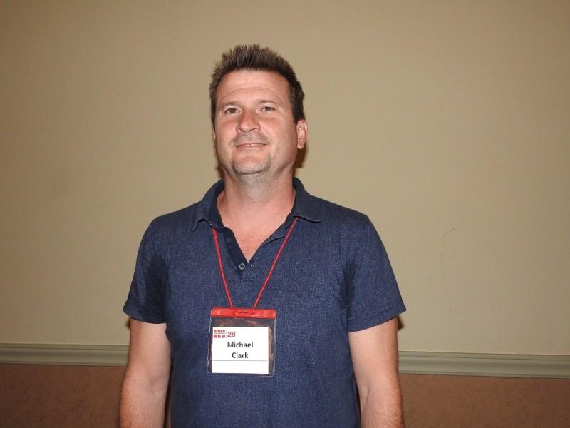 Michael Clark, AMD fellow and an architect of Zen.