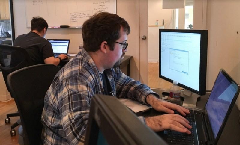 MindSpark trains autistic people to debug software.