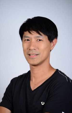 Mitch Liu, CEO of Sliver.tv.