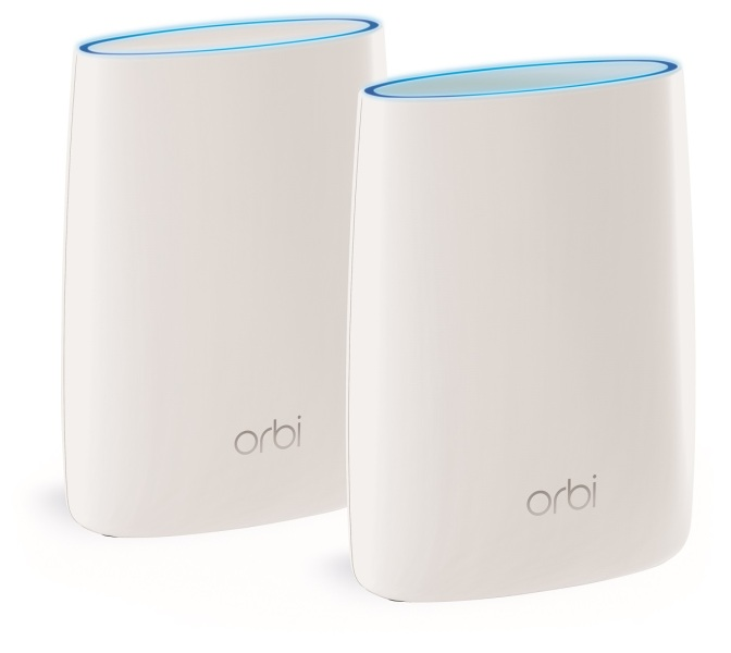 The Orbi Kit costs $400.