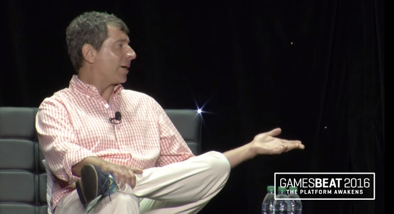 Peter Levin of Lionsgate is bullish on the medium of VR.