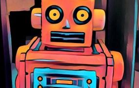 Robot. Credit: Khari Johnson