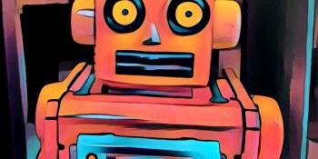 Bots better smarten up … fast