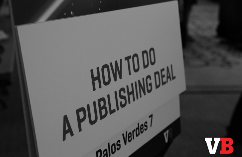 How to do a publishing deal at GamesBeat 2016.
