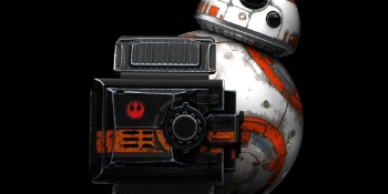 Sphero launches Star Wars Force Band wearable to control BB-8 droid