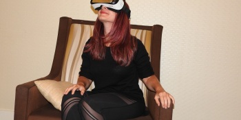 Developer made Ascension VR to confront her fear of flying