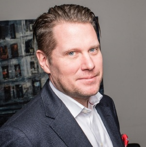 Lars Wingefors, CEO of Nordic Games, now rebranded as THQ Nordic.