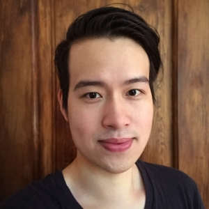 Vu Tran, creator of Color Dating. Credit: Vu Tran