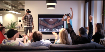 Wands casts a spell as it soars to the top of Samsung Gear VR store