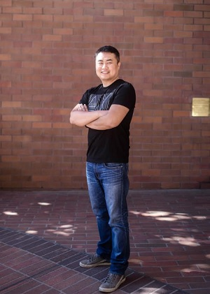 Michael Zhang, CEO of Firefly Games