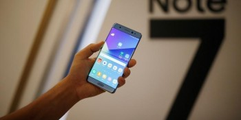 Samsung announces it is killing Galaxy Note7 smartphone