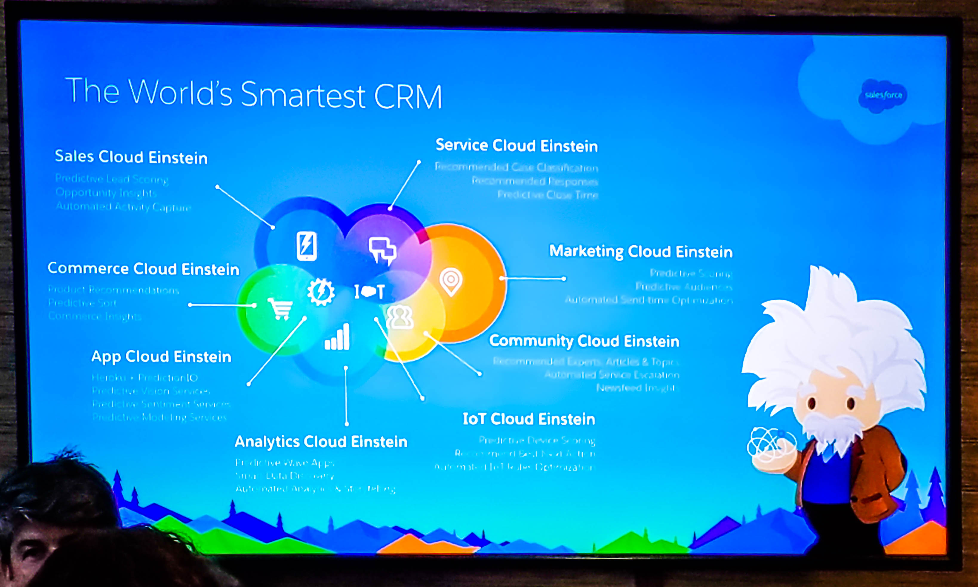 Salesforce Einstein now powers over 1 billion AI predictions per day