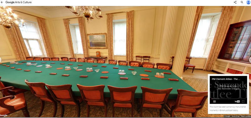 Cabinet Room