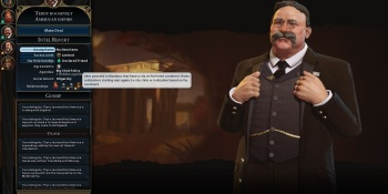 How Teddy Roosevelt and I became BFFs in Civilization VI