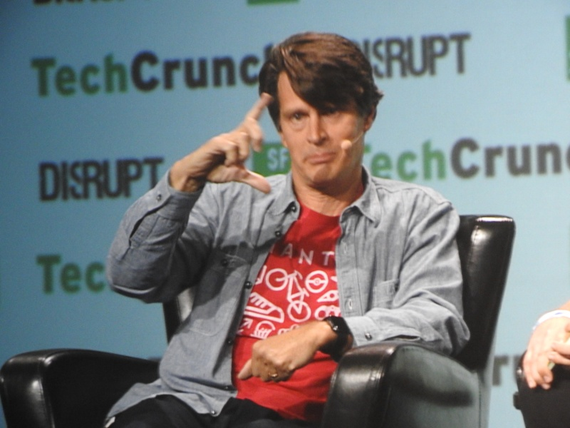 John Hanke, CEO of Niantic Labs, maker of Pokémon Go.