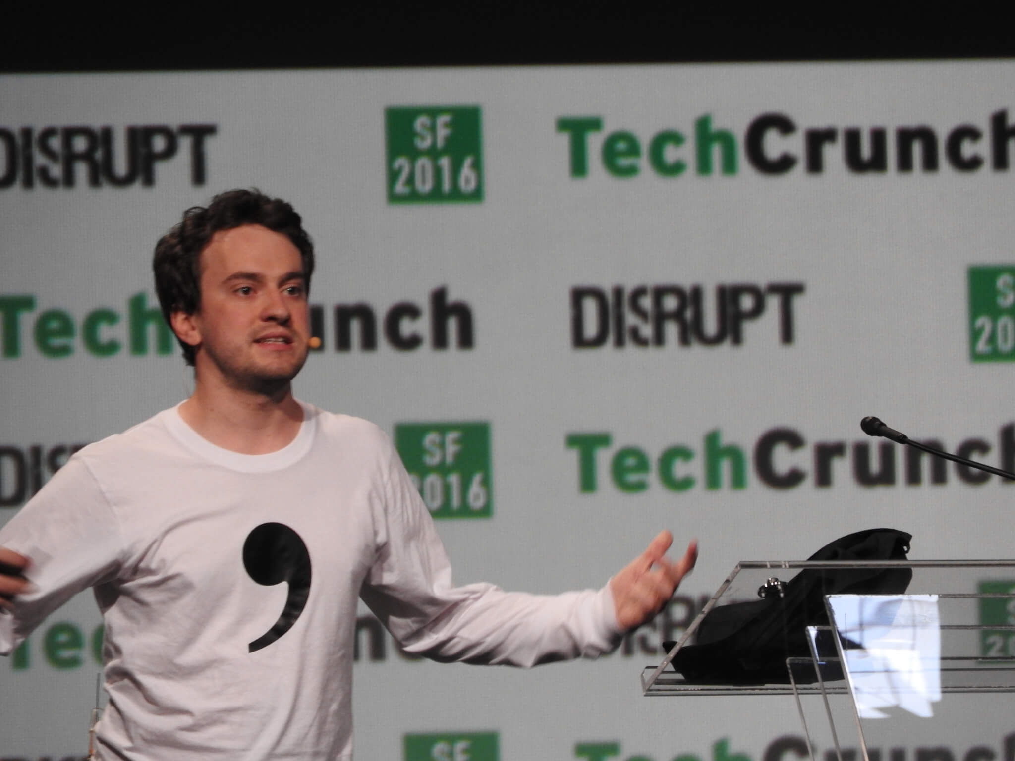 "George ""Geohot"" Hotz is head of Comma.ai."