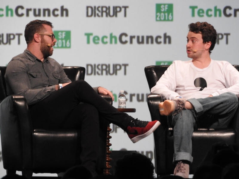 "Darrell Etherington of Techcrunch talks with George ""Geohot"" Hotz."