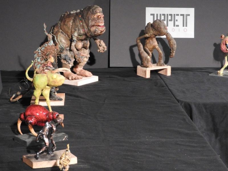 Phil Tippett's creatures.
