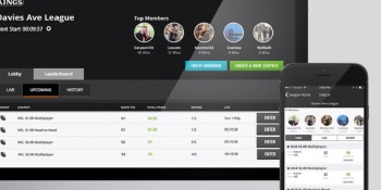 DK Live helps DraftKings move into live news for fantasy sports