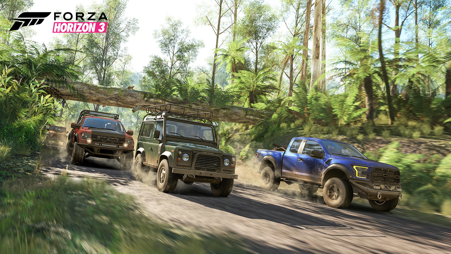 Forza Horizon 3 is at its best when it lets your friends take the