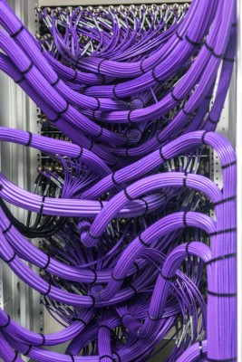 The Sacramento Kings have wired The Golden 1 Center with more than 1,000 miles of cables.