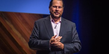 At Dreamforce, Salesforce goes global with campaign to raise $1 million to fight AIDS