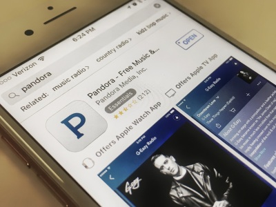 Pandora's streaming data is now included in the Billboard