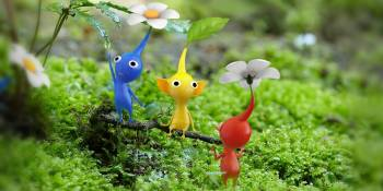 A Pikmin AR mobile game is coming from Nintendo and the Pokémon Go team