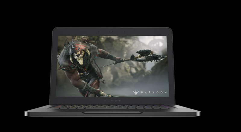 Razer Blade: still the best-looking gaming laptop ever made, and now it can handle VR.